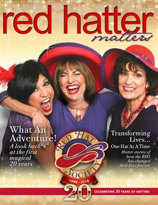 Red Hatter Matters 20th Anniversary Issue