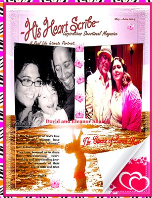 His Heart Scribe Inspirations Devotional Magazine May 2014 Mother's Day Issue