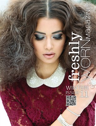 freshlyWORN Magazine | Winter 2015 - Cover 2