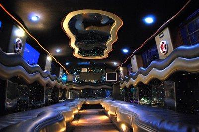 Limousine Interior 1