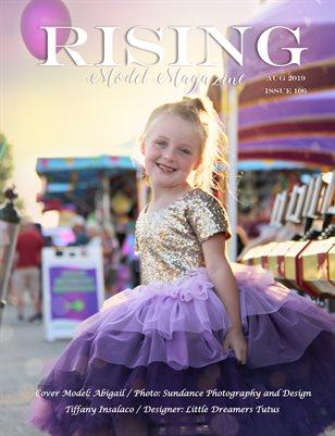 Rising Model Magazine Issue #106