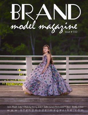 Brand Model Magazine  Issue # 550
