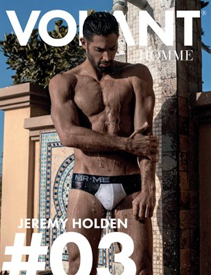 VOLANT Homme - #03 Desire Edition | Cover 3