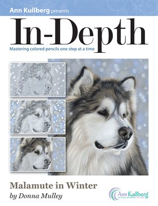 In-Depth - Malamute in Winter