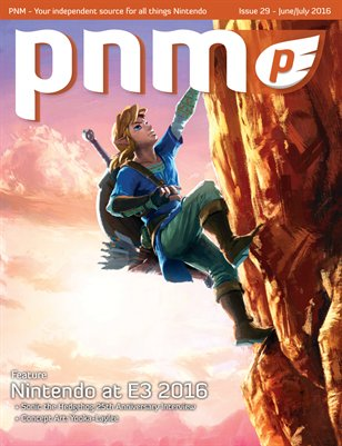 Pure Nintendo Magazine (PNM) Issue 29