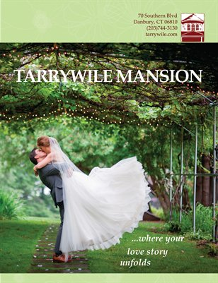 Tarrywile Mansion Brochure 2016