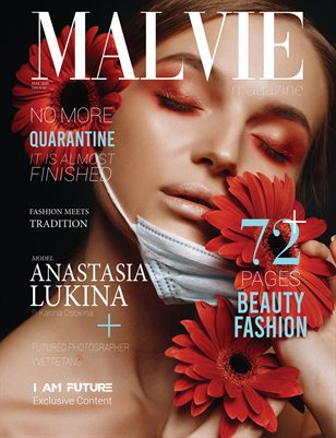 MALVIE Magazine | Fashion and Beauty | Vol. 1 | MAY 2020