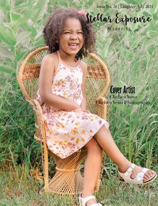 Stellar Magazine No 26 Laughter