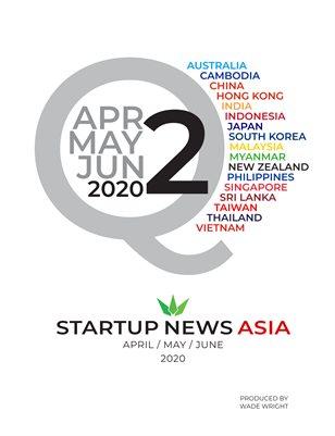 Q2 2020: Startup News Asia