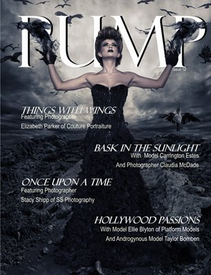 PUMP Magazine Issue 12 Avant Garde