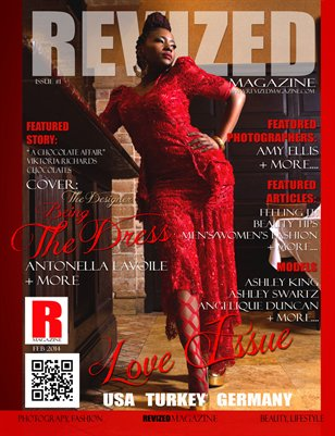 Revized Magazine Love Issue