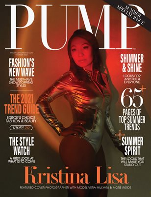 PUMP Magazine | The June Style Issue | Vol.6