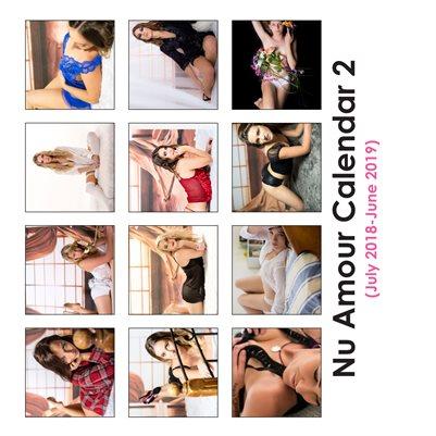 Fab Calendar Steamy 2