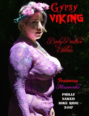 Gypsy Viking Magazine Issue 4 Body Positivity