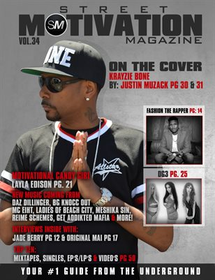 Vol 34 Krayzie Bone
