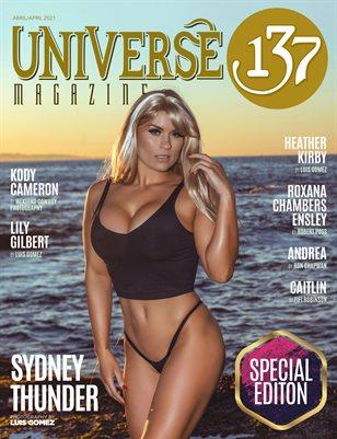 UNIVERSE 137 SPECIAL EDITION APRIL 2021