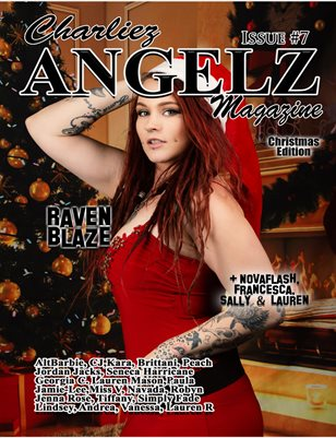 CA #7 - Christmas - Raven Blaze
