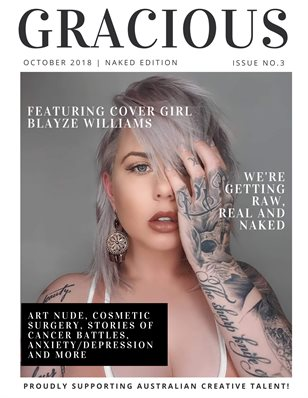 Gracious issue 3: Naked