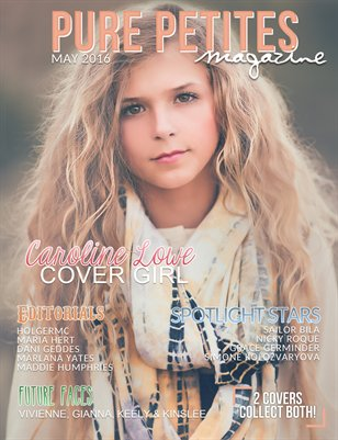 Pure Petites Magazine | May 2016 (Version 1)