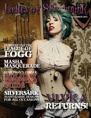Ladies of Steampunk Magazine, Vol. 2, Issue 2
