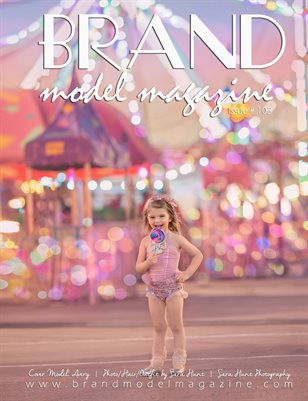 Brand Model Magazine  Issue # 103