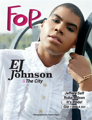 Issue #5 - EJ Johnson (EJNYC)