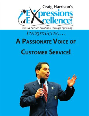 The Voice of Customer Service! 16