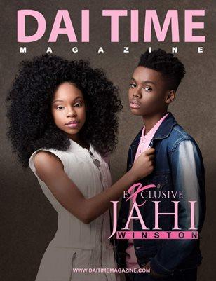 Dai Time Magazine Exclusive Jahi Winston