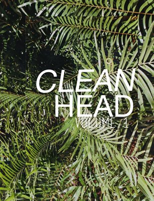 CLEAN HEAD: Vol 1