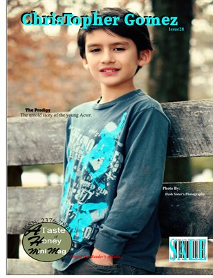 Issue28-The Prodigy Christopher Gomez