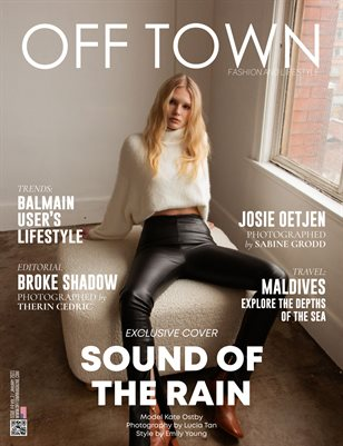 OFF TOWN MAGAZINE #4 VOLUME 2