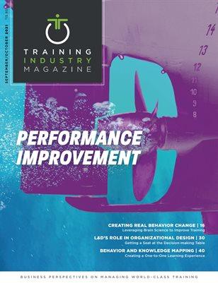 September/October 2021 | Performance Improvement