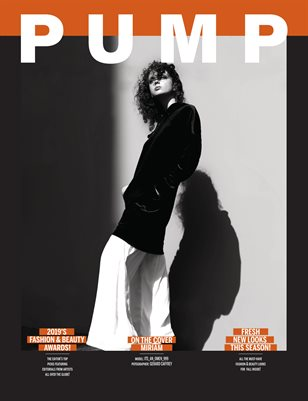 PUMP Magazine B&W Edition - Oct 2019 - Vol.1