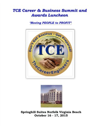 2015 TCE Career & Biz Summit Booklet