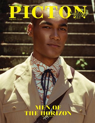 Picton Magazine SEPTEMBER  2019 MEN N285 Cover 3