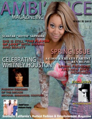 AMBI'ANCE MARCH ISSUE 2012