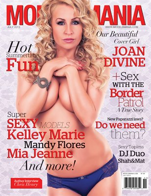 MODELSMANIA JULY 2013