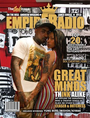 Empire Radio Magazine Issue#18 (print)