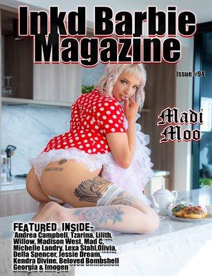 Inkd Barbie Magazine Issue #94- Madi Moo