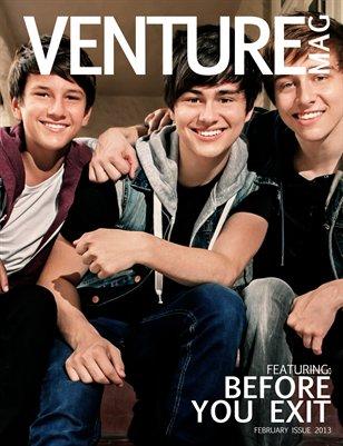 Venture Mag February Issue