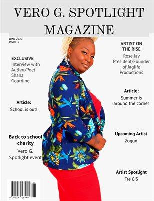 Vero G. Spotlight Magazine June Issue