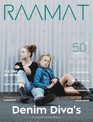 RAAMAT Magazine May 2021 Teen Edition Issue 2