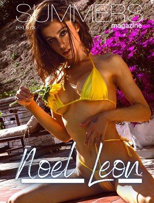Summers Magazine Issue 68 Featuring Noel Leon
