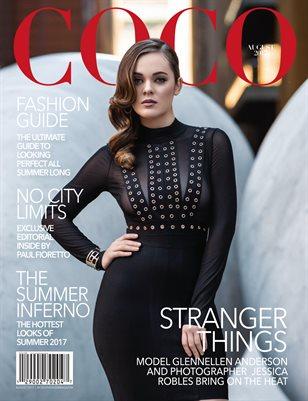 COCO Fashion Magazine August 2017
