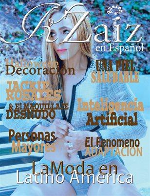 KZAIZ MAGAZINE en Español  Otoño 2018