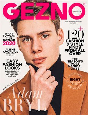 GEZNO Magazine May 2020 Issue #01