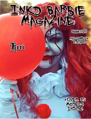 Inkd Barbie Magazine Issue #121 - Keri