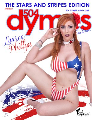 504Dymes Magazine Stars And Stripes 2018 Vol. 1