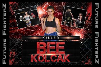 Bee Kolcak 2015 Poster