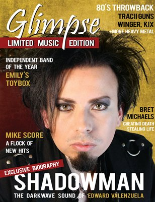 Glimpse Magazine ~ Special Music Edition 2014
